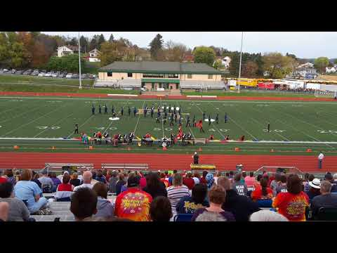 East Allegheny Marching Band - 10/21/17