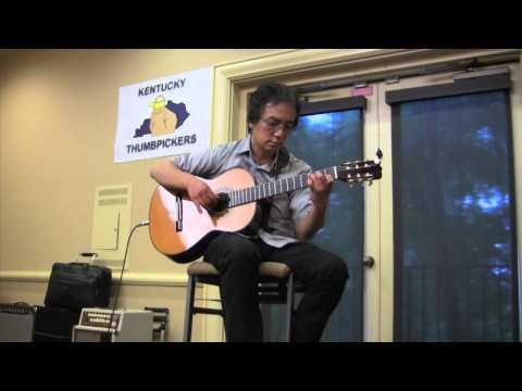 Hiroshi Masuda - PeaceJoyTown - American Pie -  CAAS 2014