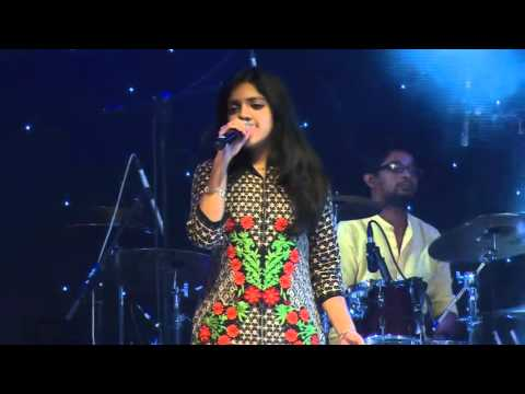 Mere dholna Live in Dubai 5.1 mix BY BISVEENA