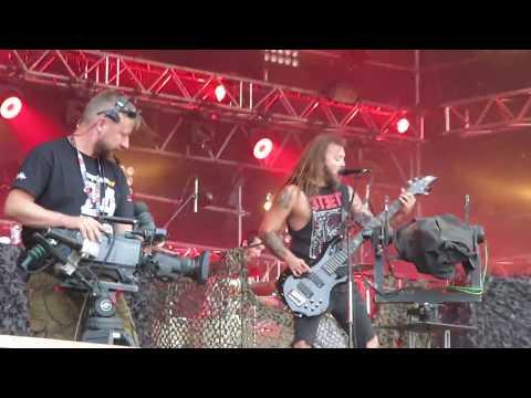 Soulfly - Fire & Porrada (Pol'and'rock Festival 2018 Kostrzyn n/Odra)(1080p)
