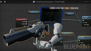 Creating First Person Shooter Animations for Games