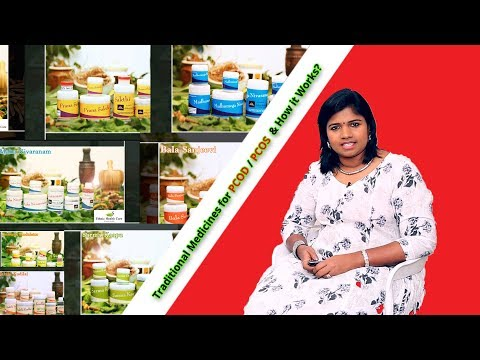 Traditional medicines for Pcos-Pcod Ethnic health care-natural fertility centre  (2018)