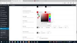 видео Как сделать мобильное меню на Wordpress с плагином и без