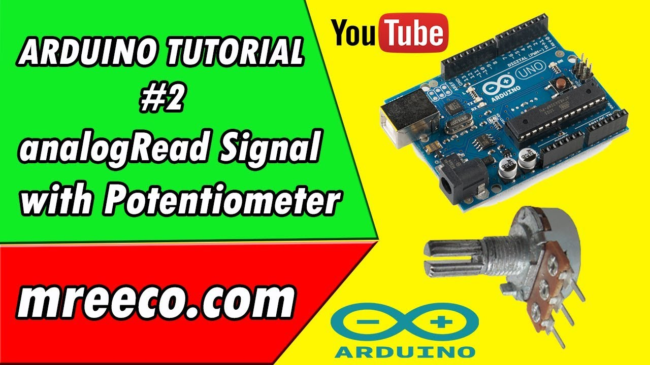 Arduino tutorial analogread serial monitor with