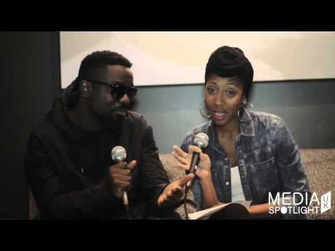 Sarkodie (part 2) - Ghana Jollof or Nigeria Jollof?: Media Spotlight UK