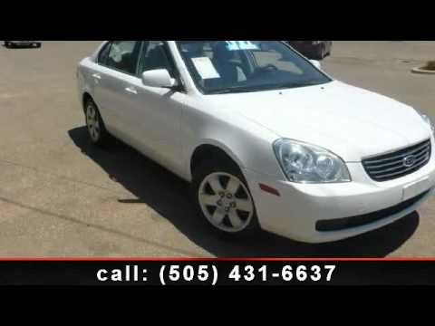 2008 Kia Optima - Garcia Honda - Albuquerque, NM 87110