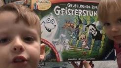 Gruselrunde zur Geisterstunde (Ravensburger) - ab 5 Jahre - Kinderspiel - Gameplay TEIL 136