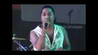 allright live show miriswattha  2013  salinda fernando sing a song
