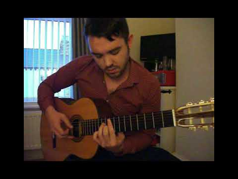 No Love Dying - Gregory Porter (Cover)