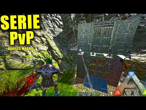 EL RAIDEO DE LOS ROLLBACKS !!! #41 SERVER PvP RAGNAROK SERIE ARK