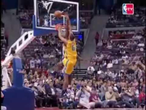 NBA top plays 2007-08 mix