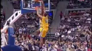 NBA top plays 2007-08 mix
