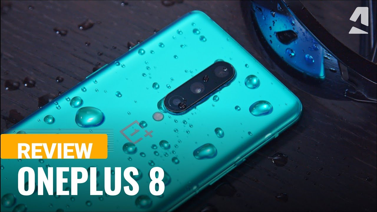 OnePlus 8 full review