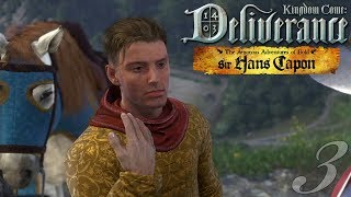 JESTEM MISTRZEM! [#3] Kingdom Come: Deliverance [DLC]