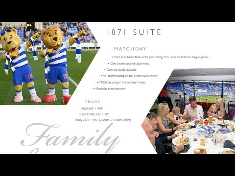 The 1871 Suite: affordable hospitality for all!