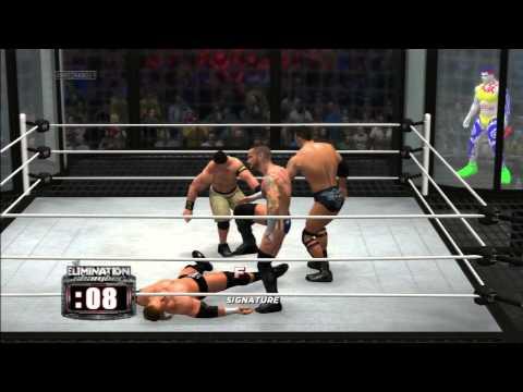 WWE 2K14: TRIPLE H, CM PUNK, REY MYSTERIO,...