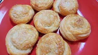 Bakarkhani Made Out Of Frozen Paratha Ramadan Iftar Recipe