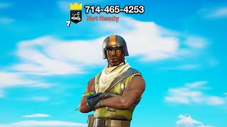 I Put My Phone Number on the Most Rare Skin... #2