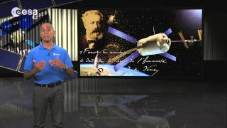 ATV Jules Verne - The science of leaving the Earth