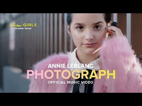 PHOTOGRAPH | Official Music Video | Annie LeBlanc
