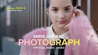 photograph official music video annie leblanc