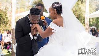 Mannie & Farie's Wedding Highlights