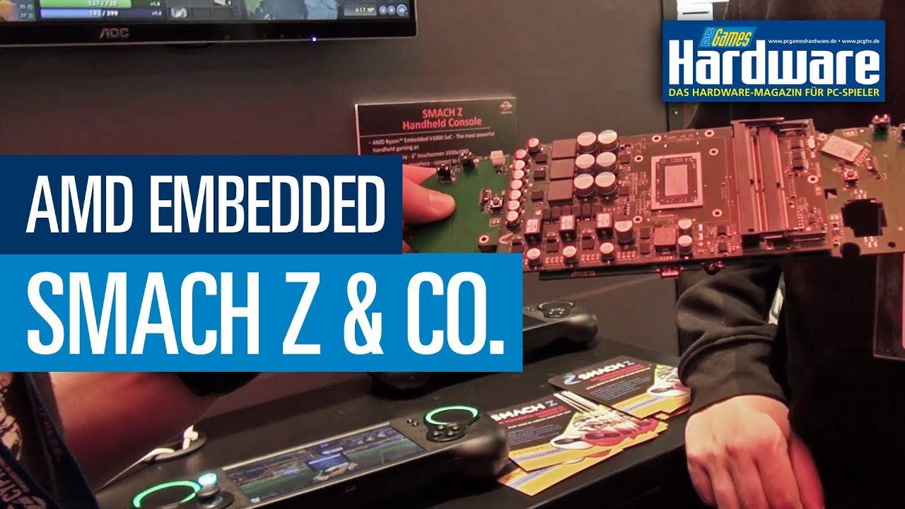 H]ardOCP: AMD Showcases Ryzen V1000 and EPYC 3000 at Embedded World 2019