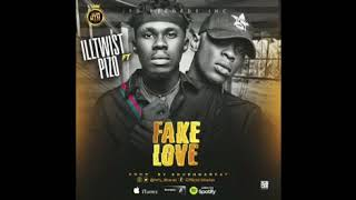 FAKE LOVE ILL TWIST Feat PIZO