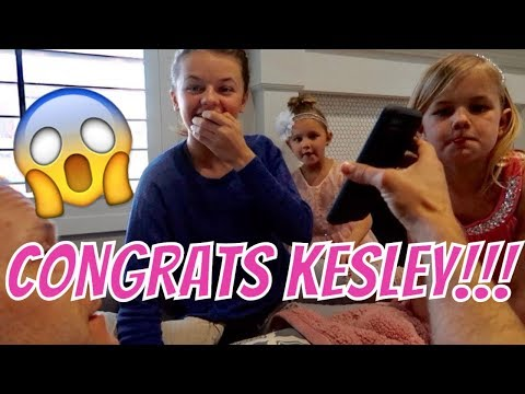 I'm so excited for you Kesley | dressing up for something special