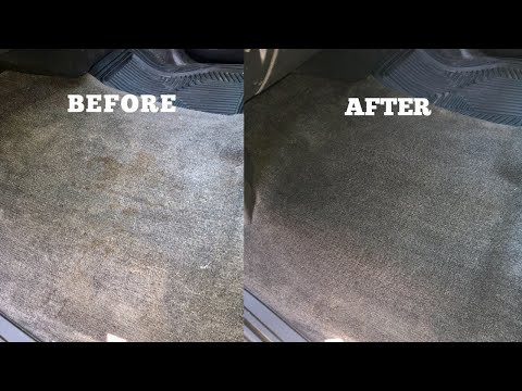 How To Clean Car Carpet Stains