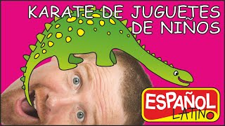 Juguetes Divertidos | Aprende Juguetes con Steve and Maggie Español Latino | Historia corta
