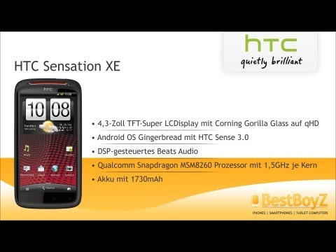 Review: HTC Sensation XE | BestBoyZ