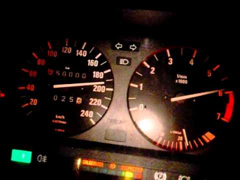 Bmw E30 Touring Celebrates 250 000 Km On German Autobahn