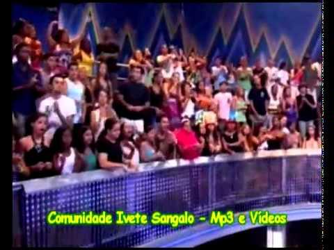 Estação Globo - Ivete Sangalo e Buchecha Nosso Sonho