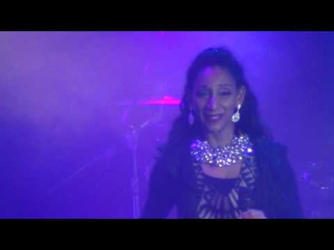 2016-02-27 - Sister Sledge at Butlin's, Minehead, 80's Here and Now.