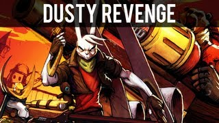 Dusty Revenge - Gameplay / First Impressions [PC/Steam]