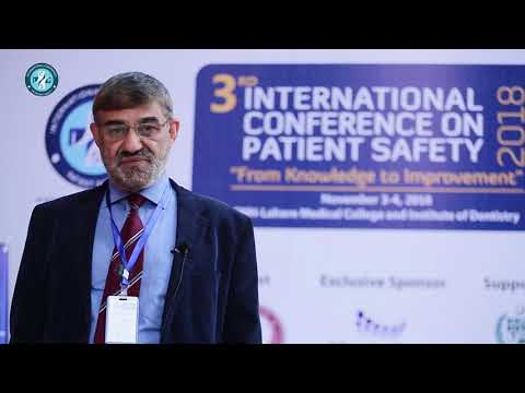 Dr. Zulfiqar Khan Interview on 3rd ICPS 2018 by RIHIS