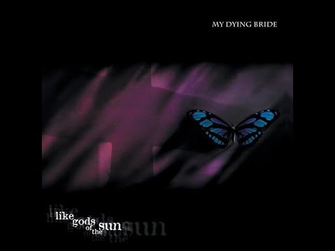 My Dying Bride - A Kiss To Remember (Lyrics)