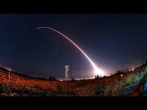 In Warning To Kim Jong-Un: US Test Launch Nuclear Missile Minuteman III