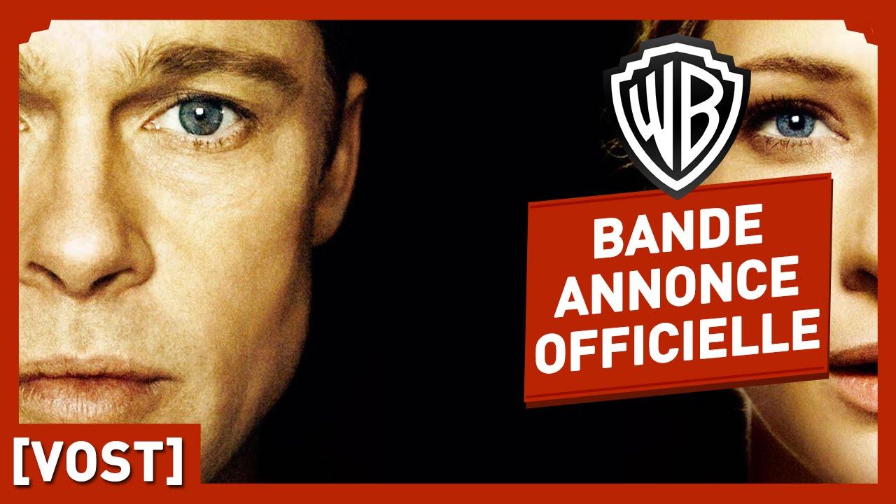 L'Étrange Histoire de Benjamin Button - Bande Annonce Officielle (VOST) - Brad Pitt / Cate Blanchett