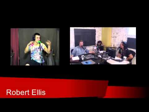 """Louisville Arts Live"" Radio Talk Show  08/31/13 Robert Ellis"