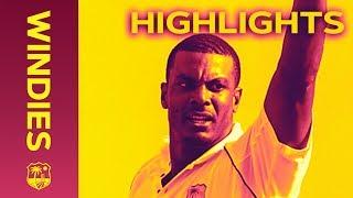 Windies v Bangladesh 1st Test Day 2 2018