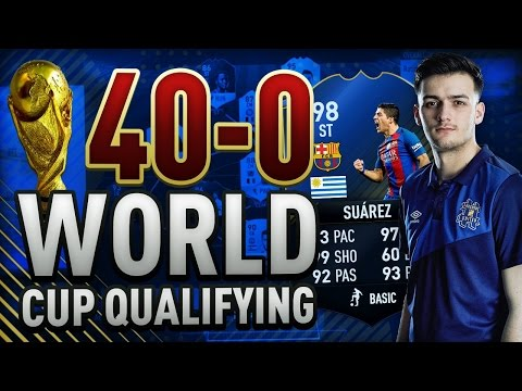 40-0 ON FUT CHAMPIONS!! QUALIFIED FOR THE FIFA WORLD CUP!! (FIWC)