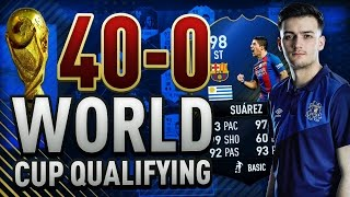 40 0 on fut champions qualified for the fifa world cup fiwc