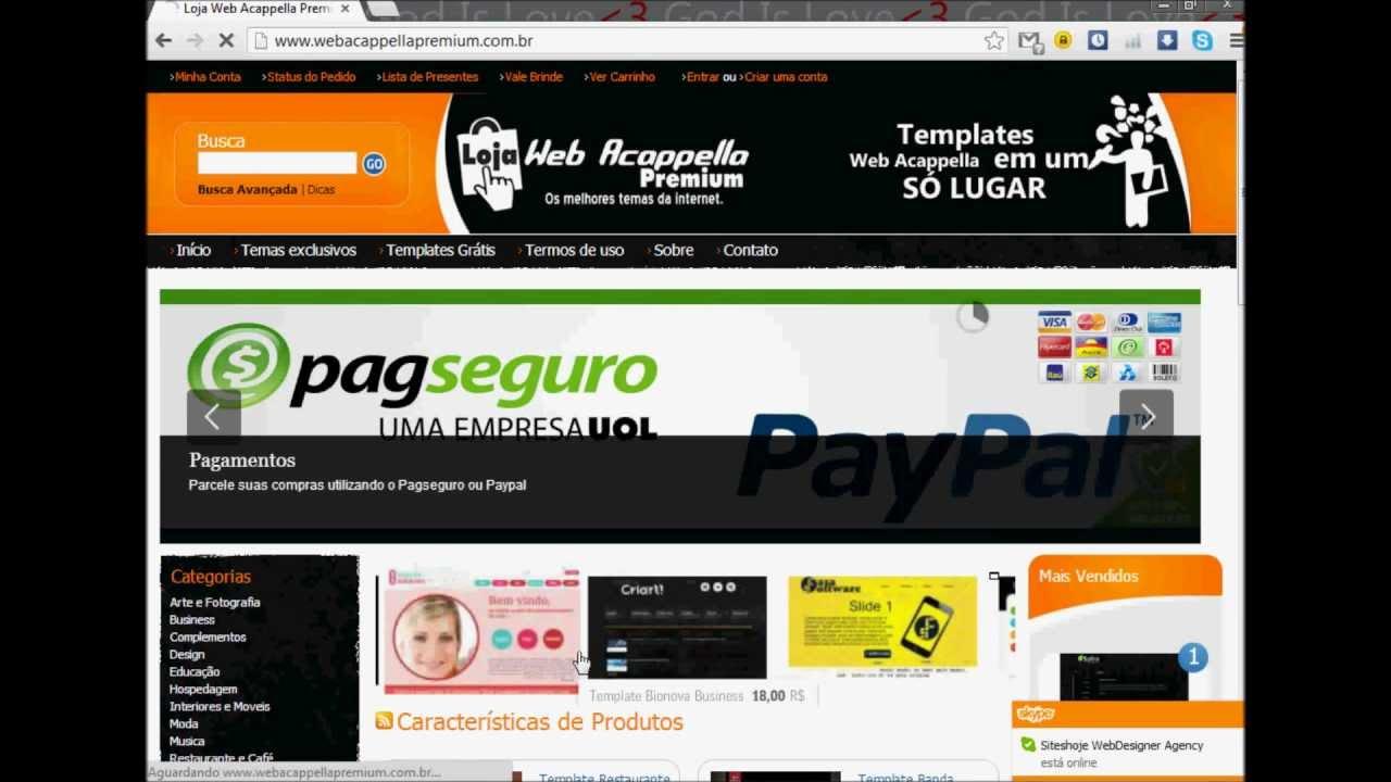BAIXAR 4 WEB ACAPPELLA