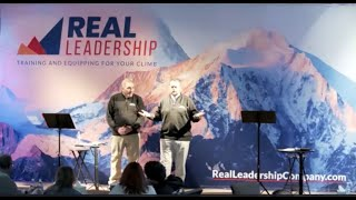 Dream BIG Workshop Week 1 (of 10) - By Real Leadership Company