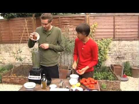 Jónsi & Alex Recipe Show - Raw Vegan Lasagne