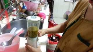 百香果汁製作教學: 夏天來一杯,清涼又健康啊~~