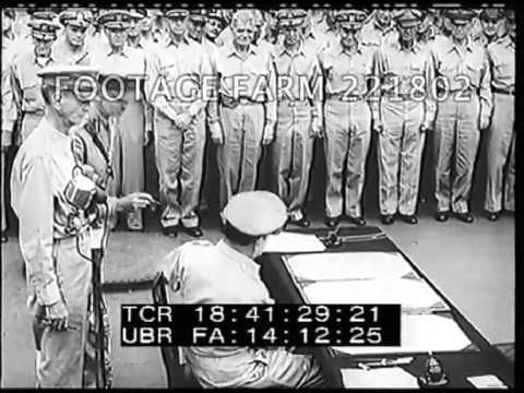 1945 Japanese Surrender; Tokyo Occupation 221802-05 | Footage Farm