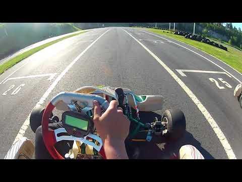 Järfälla Hyrkart - Hyrkart 9 hk vs. Racekart 28 hk